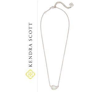 NWT Kendra Scott Tansy necklace ivory